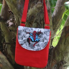 Spiderman Crossbody Bag