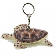 Green Turtle Keyring