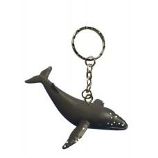 Humpback Whale Keyring