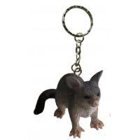 Possum Key Chain