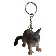 Possum Key Chain