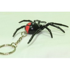 Red Back Spider Keyring