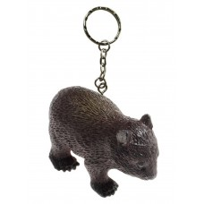 Wombat Keyring