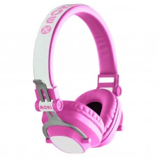 Moki EXO Kids Bluetooth Headphones - Pink