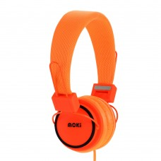Moki Hyper Headphones - Orange