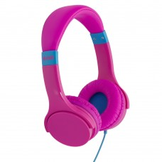 Moki Lil' Kids Headphones - Pink