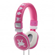 Moki Popper Headphones - Martian Pink