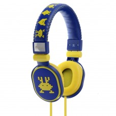 Moki Popper Headphones - Martian Blue