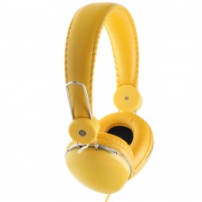 Moki Volume Limited Headphones - Yellow