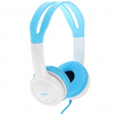 Moki Volume Limited Kids Blue Headphones