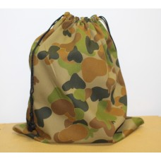 Drawstring Bag - Large - Army Camo