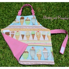 Kids Apron - Ice Creams