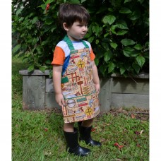Kids Apron - Woodwork Tools