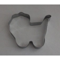 Baby Pram Stainless Steel Cookie Cutter