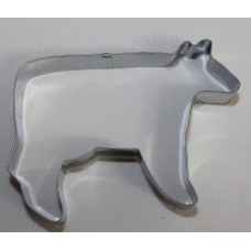 Cow Stainless Steel Cookie Cutter