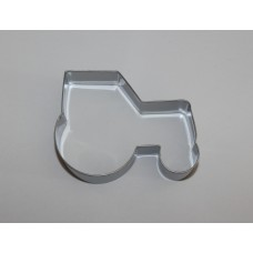 Tractor Stainless Steel Cookie Cutter
