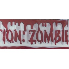 Halloween Party Tape - Caution: Zombie Zone