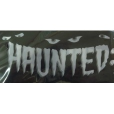 Halloween Party Tape - Haunted Keep Out