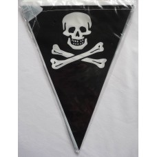 Skull and Crossbones Bunting