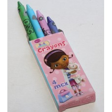 Doc McStuffins Crayons