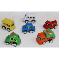 Pull Back Mini Vehicles