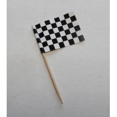 Chequered Flag Picks x 50