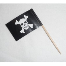 Pirate Flag Picks x 50
