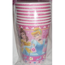 Disney Princess Sparkle Cups