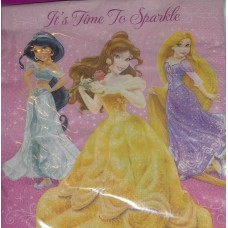 Disney Princess Sparkle Napkins