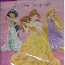 Disney Princess Sparkle Napkins