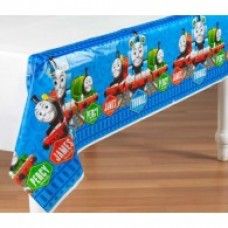 Thomas and Friends Plastic Tablecover