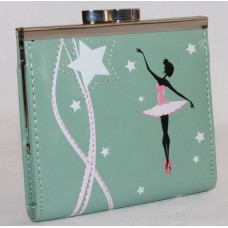 ShagWear Coin Purse Ballerina Dancing Dream