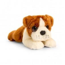 Signature Cuddle Puppies - Bulldog  25cm